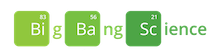 Big Bang Science Communication Logo